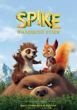 Filmposter Spike en de Magische Steen