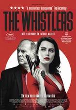 Filmposter The Whistlers