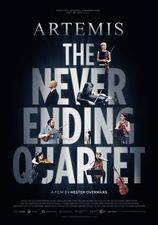 Filmposter Artemis: The Neverending Quartet