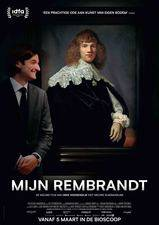 Filmposter Mijn Rembrandt
