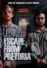 Filmposter Escape From Pretoria
