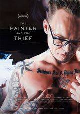 Filmposter The Painter and the Thief