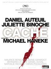 Filmposter Caché