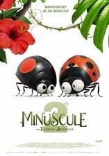 Filmposter Minuscule 2, het tropisch avontuur