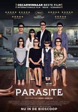 Filmposter Parasite