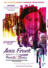 Filmposter Anne Frank: Parallel Stories