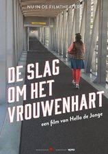 Filmposter De Slag om het Vrouwenhart