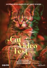 Filmposter CatVideoFest 2020