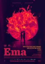 Filmposter Ema