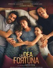 Filmposter La Dea Fortuna