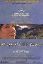 Filmposter Breaking the Waves