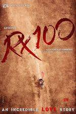 Filmposter Rx 100