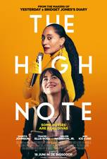 Filmposter The High Note
