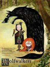 Filmposter wolfwalkers