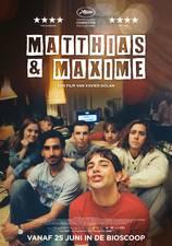 Filmposter Matthias et Maxime