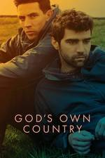 Filmposter God's Own Country