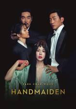 Filmposter The Handmaiden