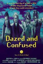 Filmposter Dazed and Confused