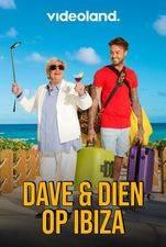 Dave en Dien op Ibiza