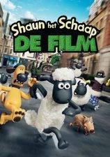 Filmposter Shaun Het Schaap De Film