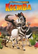 Koemba: de zebra die zijn strepen kwijt is (3D)