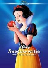 Filmposter Sneeuwwitje en de Zeven Dwergen (NL)