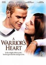Filmposter A Warrior's Heart