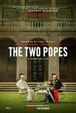 Filmposter The Two Popes
