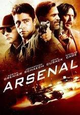 Filmposter Arsenal