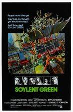 Filmposter SOYLENT GREEN