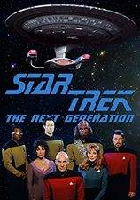 Serieposter Star Trek: The Next Generation