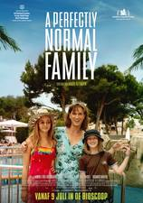 Filmposter A Perfectly Normal Family