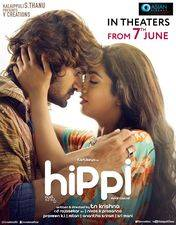 Filmposter Hippi