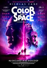 Filmposter Color Out of Space