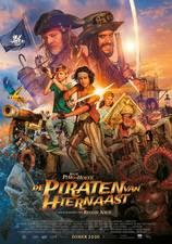 Filmposter De Piraten van Hiernaast
