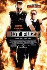 Filmposter Hot Fuzz