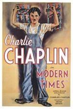 Filmposter Modern Times