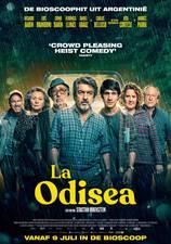 Filmposter La Odisea de los Giles