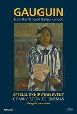 Filmposter Gauguin: From the National Gallery London