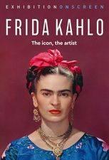 Filmposter Arts in Cinema: Frida Kahlo