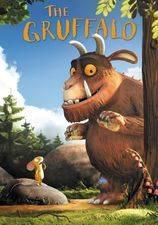 Filmposter The Gruffalo