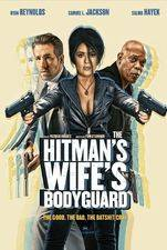 Filmposter The Hitman's Wife's Bodyguard