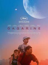 Filmposter Gagarine