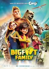 Filmposter Bigfoot Family
