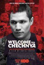 Filmposter Welcome to Chechnya