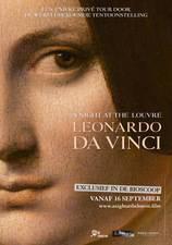 Filmposter A Night at the Louvre, Leonardo Da Vinci