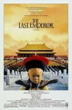 Filmposter The Last Emperor