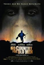 Filmposter NO COUNTRY FOR OLD MEN