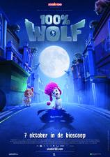 Filmposter 100% Wolf