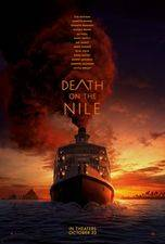 Filmposter Death on the Nile